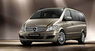 Rent a car Mercedes Viano