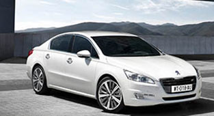 Rent a car Zagreb - Peugeot 508