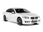 Rent a car BMW 5 automatic
