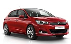 Rent a car Citroen C4 automatic