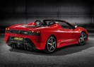 Rent a car Ferrari F430 F1 Spider