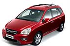 Rent a car Kia Carens 5+2 automatic