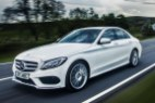 Rent a car Mercedes C-class