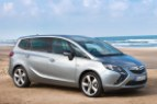 Rent a car Opel Zafira 5+2 automatic NEW