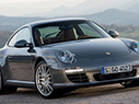 Rent a car Porche 911 4S