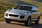 Rent a car Porche Cayenne