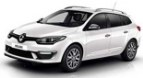 Rent a car Renault Megane Grandtour automatic