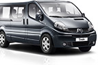 Rent a car Renault Trafic 8+1