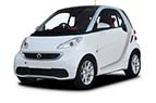 Rent a car Smart for two pasion