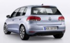 Rent a car VW Golf 6