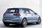 Rent a car VW Golf 7